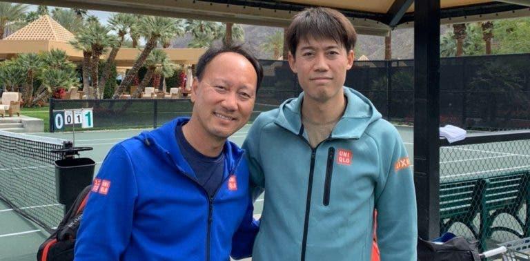 Nishikori não teve problemas para regressar do Japão para a Florida