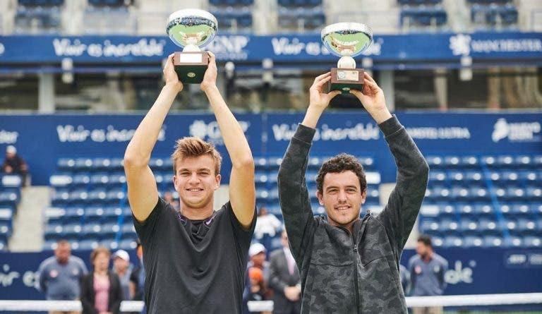 Oliveira conquista maior título da carreira no Challenger de Monterrey