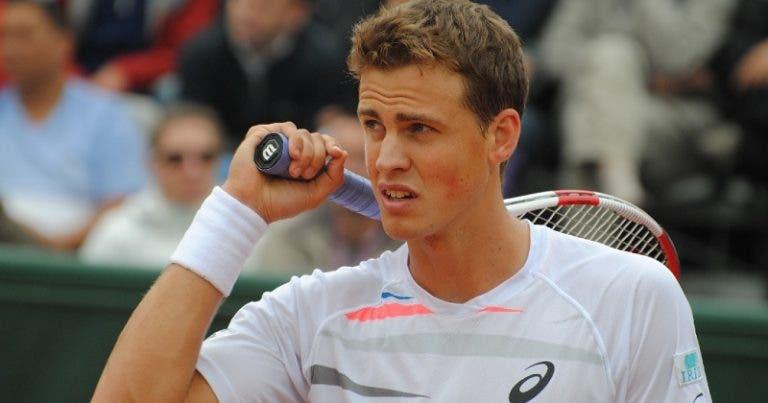 Pospisil: «Os tenistas não têm qualquer proteção da ATP»