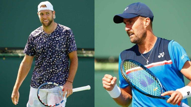 Antes do evento principal, o Challenger de Indian Wells vai ter final entre um ex-top 10 e um antigo top 25