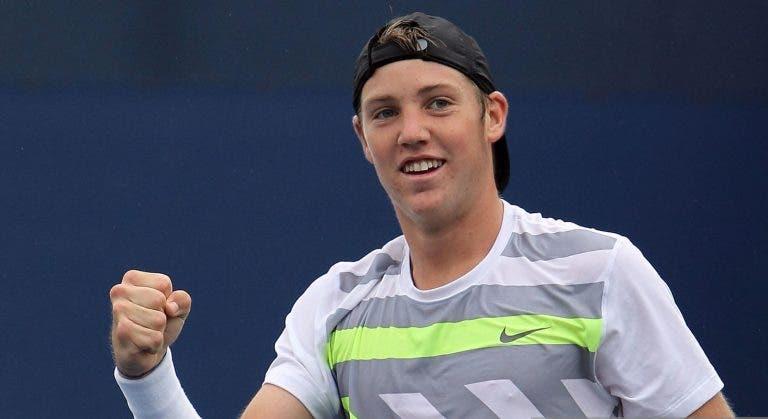Sock, Kudla, uma final de Grand Slam e um reencontro inesperado