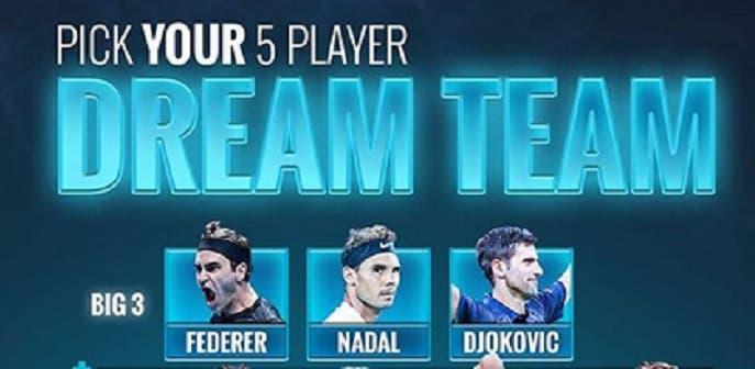 ATP convida-o a escolher a sua equipa: a decisão não é nada fácil