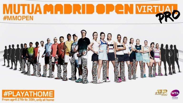 Schwartzman e Zverev dão (ainda mais) cor ao Madrid Open virtual