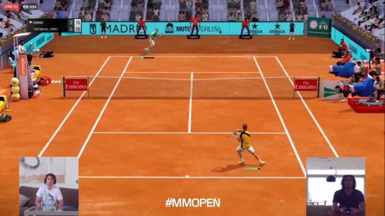 Tsitsipas também segue imparável no Madrid Open virtual