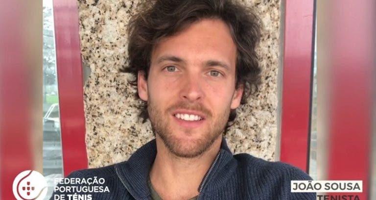 João Sousa: «Não tem sido fácil estar em casa, mas este problema só será ultrapassado em conjunto»