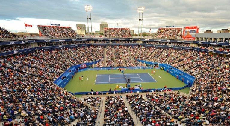OFICIAL: torneio de Montréal não vai acontecer em 2020