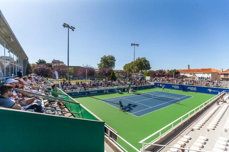 Porto Open promovido de Challenger 50 para… 80