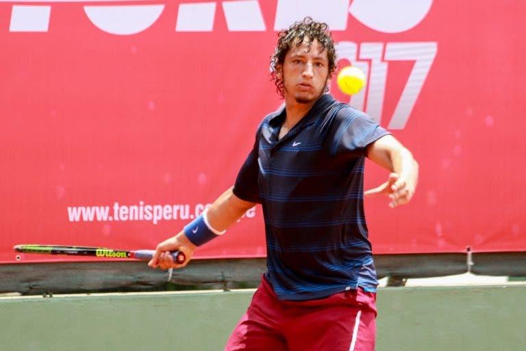 ITF suspende tenista peruano por dois anos devido a doping