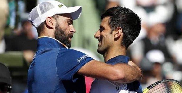 Paire: «Djokovic, és irritante, contaste a todos o nosso segredo»