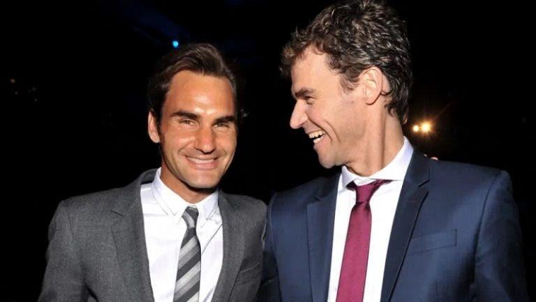 Federer ajuda famílias brasileiras: «Nunca me esqueço de como o Guga me recebeu no circuito»