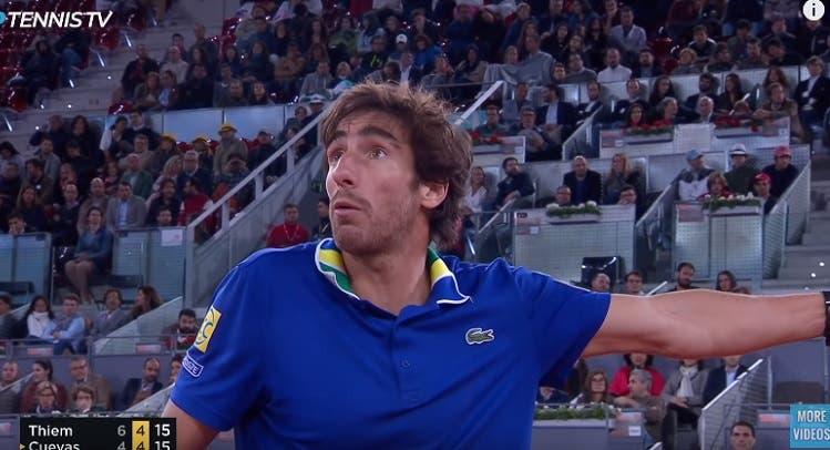 [VÍDEO] Os cinco momentos mais dramáticos do Madrid Open