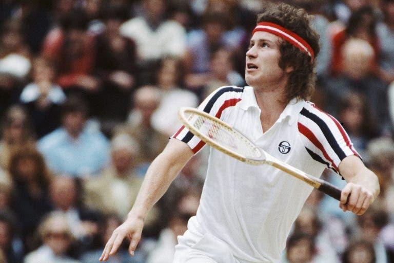 McEnroe: o 'Homem fúria' cuja lenda conquistou Hollywood
