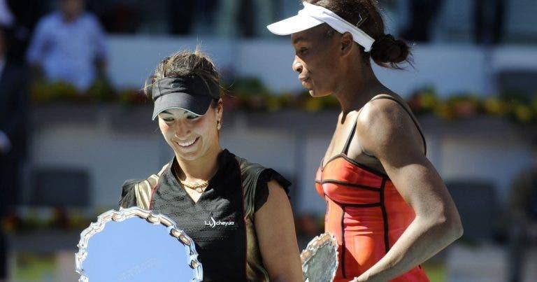 Rezai não tem dúvidas: «Em 2010 o WTA era muito mais forte do que agora»