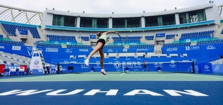 WTA planeia volta a Wuhan, a 'cidade-mãe' do coronavírus, em outubro