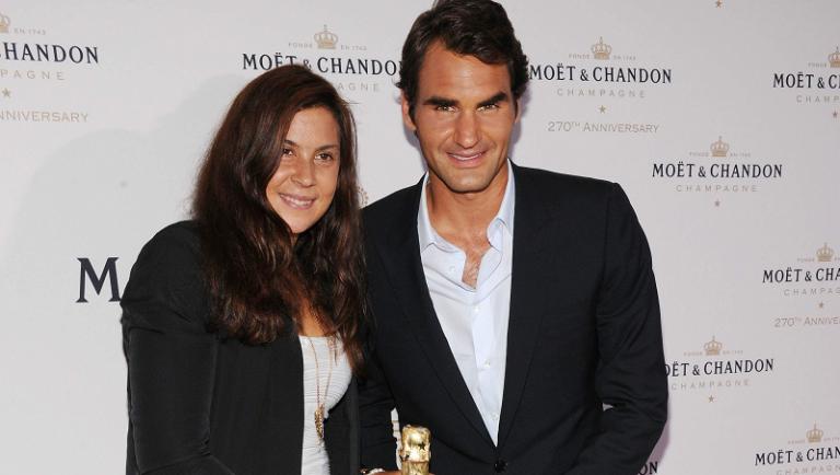 Bartoli: «Federer ganha 100 milhões e o número 150 ATP não consegue viver do ténis»