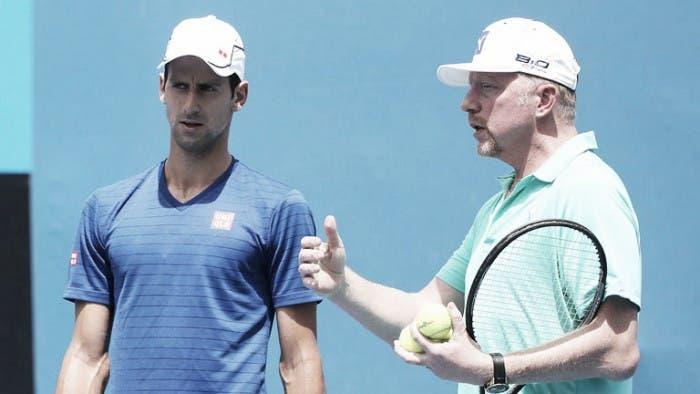 Boris Becker: «Big Four acabou, só sobra o Djokovic»