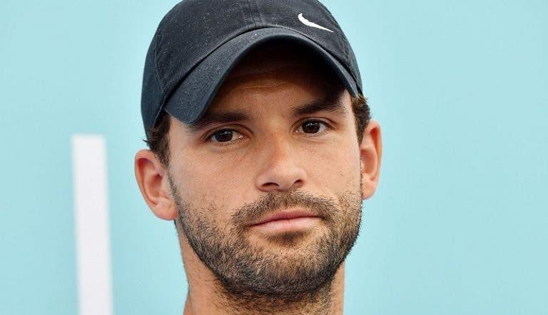 Agente de Dimitrov responde ao pai de Djokovic e culpa a organização do Adria Tour