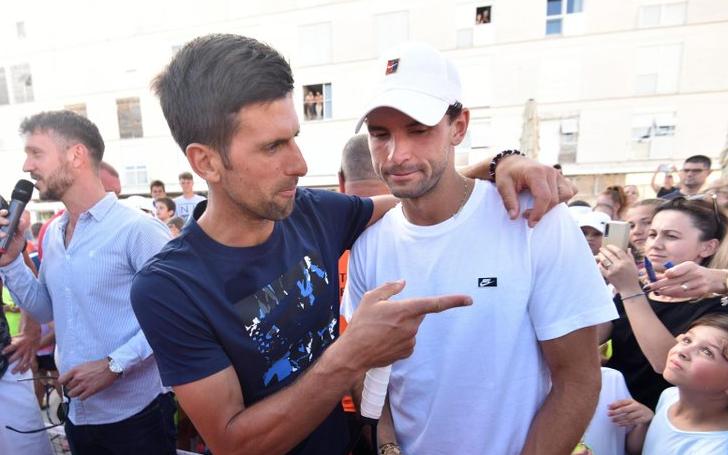 Djokovic: «Se me sinto culpado por quem foi infetado? Claro que não, Adria Tour foi uma caça às bruxas»