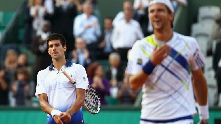 [VÍDEO] Há exatamente 10 anos, Djokovic sofreu uma derrota que mudou a sua carreira