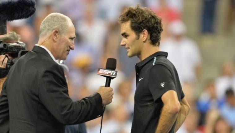 Brad Gilbert: «Lesão de Federer é muito preocupante»