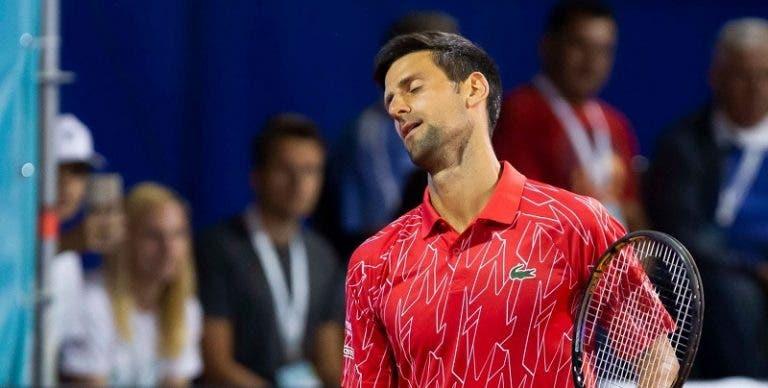 Ex-tenista australiano assegura: «Djokovic tem uma dura tarefa pela frente de limpar a sua imagem»