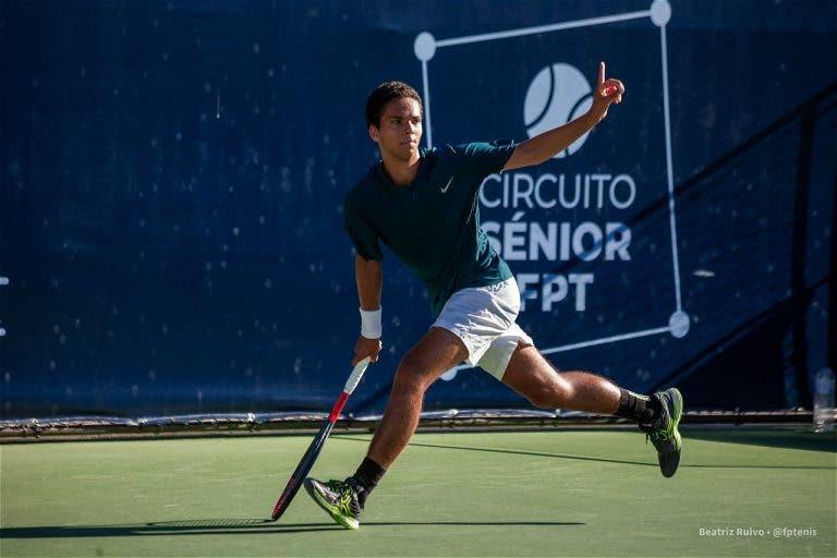 Francisca Jorge perde na 1.ª ronda em Santarém; Pedro Araújo também cede, mas em Sintra