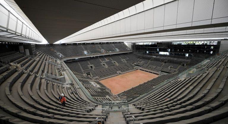 Já são conhecidos alguns detalhes para a edição de 2020 de Roland Garros