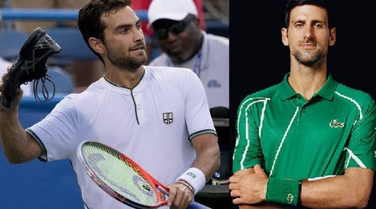 Simon e os críticos de Djokovic: «Quem é que é Rubin para criticar o Novak?»