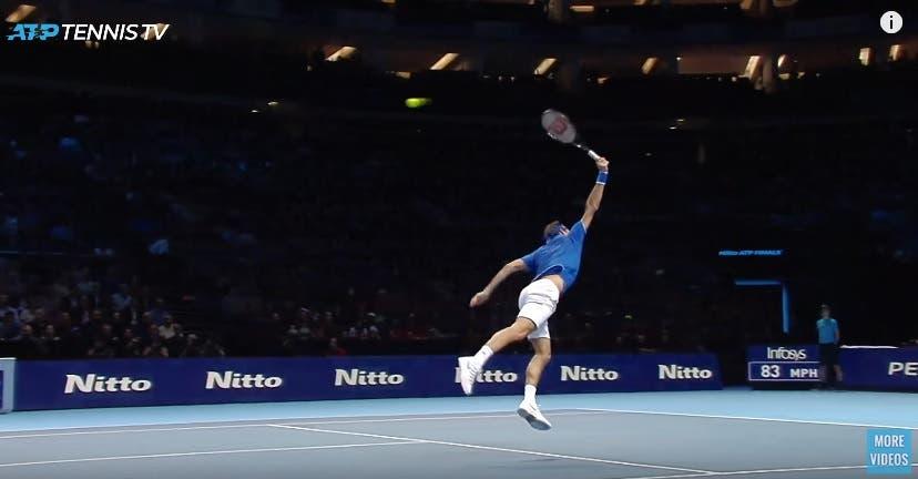 [VÍDEO] Onze minutos de ténis em forma… de arte