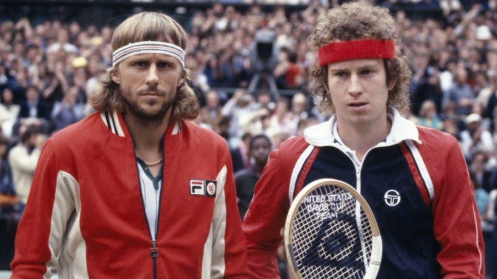 Borg vs. McEnroe: o encontro que virou filme aconteceu há 40 anos