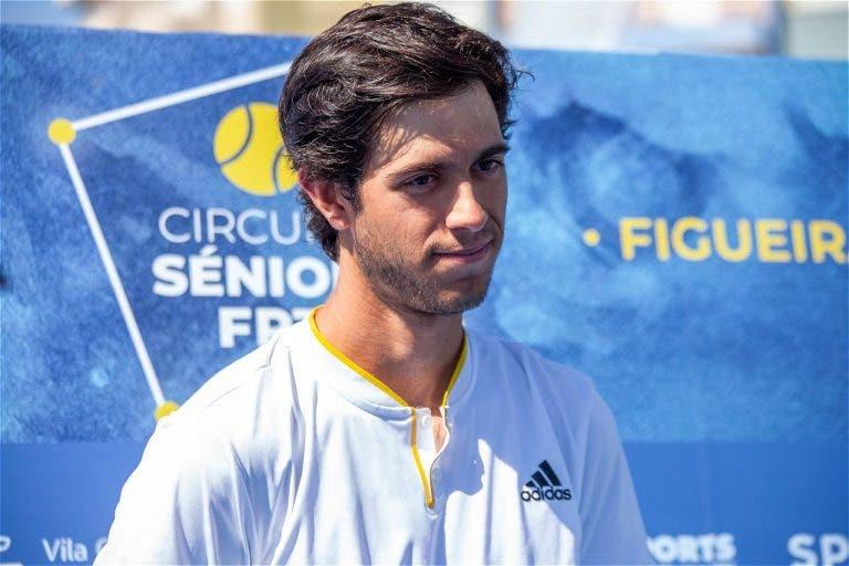 Nuno Borges: «Estava um bocadinho maluco, mas estou muito orgulhoso por sair por cima»