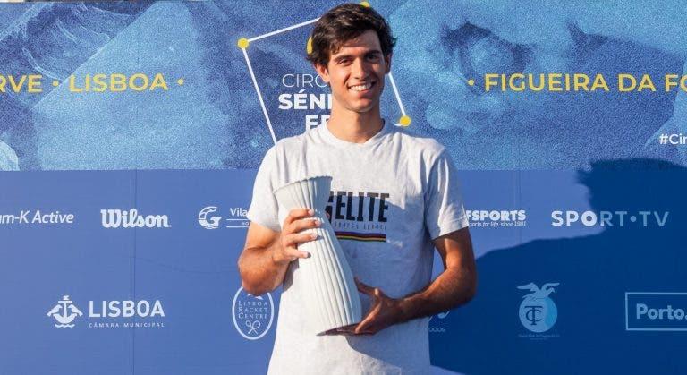 Nuno Borges bate Vale e conquista a terceira etapa do circuito sénior