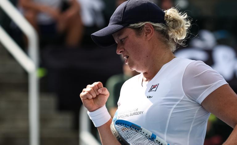 Clijsters derrota a campeã do Australian Open Kenin no World Team Tennis