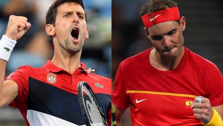 Masters 1000 de Cincinnati: conheça a lista completa com Djokovic e Nadal inscritos