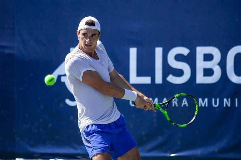 Vale e Falcão derrotados no Porto Open Challenger