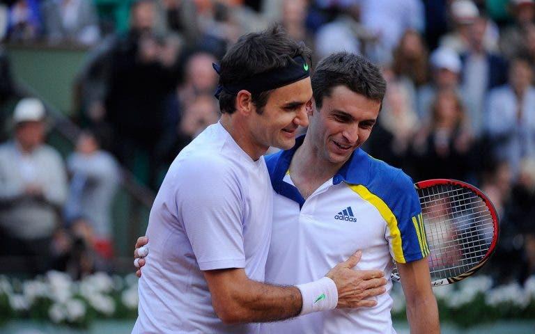 G. Simon: «Há muitos que acreditam que os recordes do Federer não vão cair»