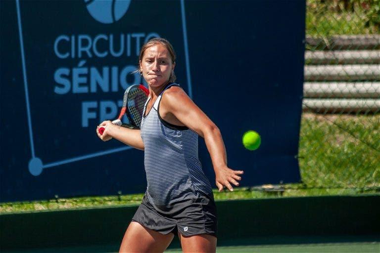 Porto Open: Francisca Jorge está nos 'oitavos'; Murta dá luta, mas cai com 2.ª cabeça-de-série