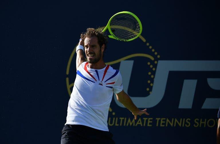 Gasquet: «Não consigo ver 4 ou 5 sets de um Nadal-Federer»