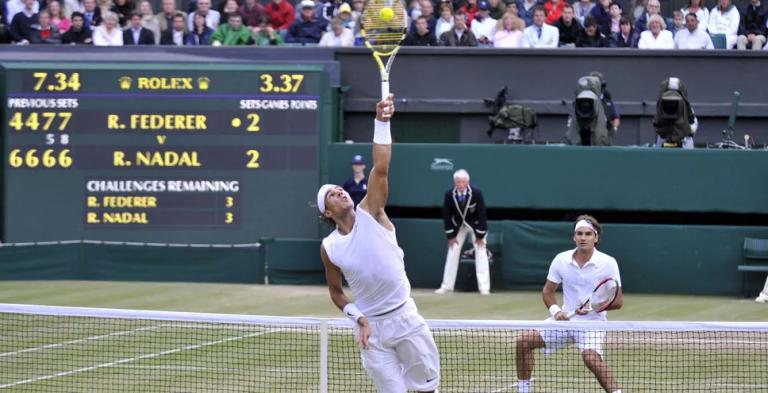Nadal e a épica vitória em Wimbledon 2008 contra Federer: «Nunca mais vou esquecer»