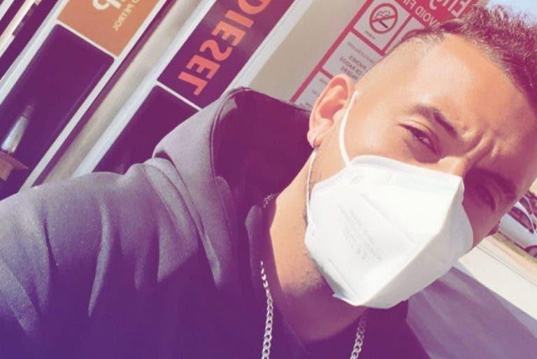 Kyrgios tira selfie com máscara e provoca Djokovic, Thiem, Zverev e Becker