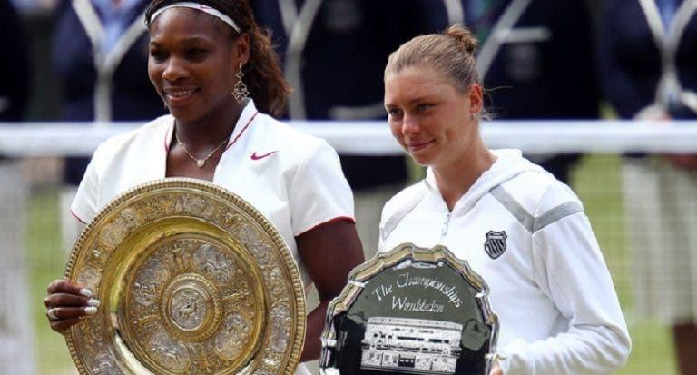 Zvonareva: «Serena não é só força, ela mete a bola onde quer»