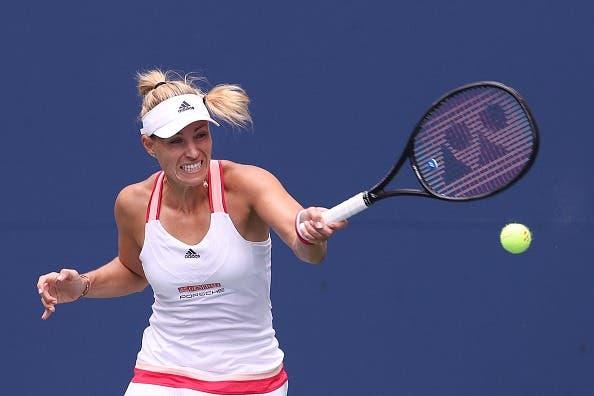 US Open está em marcha: Kerber vence Tomljanovic e está na 2.ª ronda