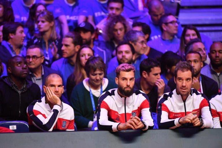 Pânico no US Open: tenistas franceses proibidos de saírem dos quartos após caso positivo de Paire