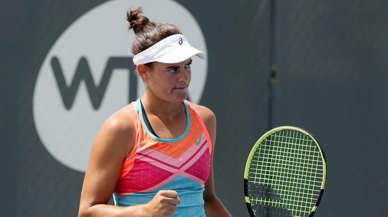Brady conquista primeiro título WTA aos 25 anos em Lexington