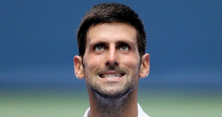 Djokovic: «Sei as regras, fui bem desqualificado e estou arrependido»