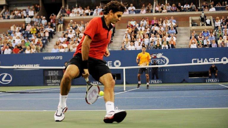 [VÍDEO] Os 100 melhores pontos de Federer no circuito ATP