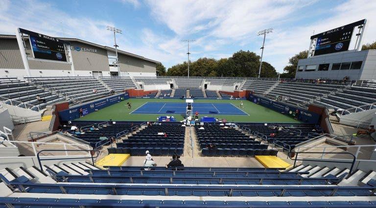 BOICOTE: esta quinta-feira não há ténis no torneio de Cincinnati