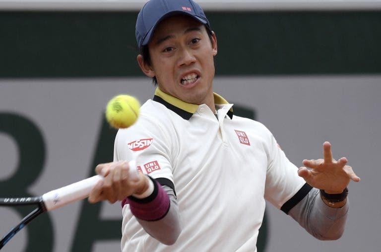 Nishikori sem dúvidas: «Tenho condições para voltar ao top 10»