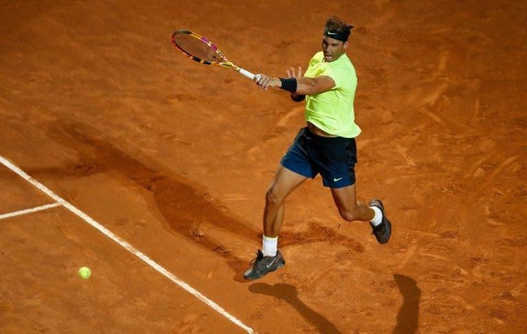 Muguruza: «Se Nadal estiver bem em Roland Garros pode igualar Federer»