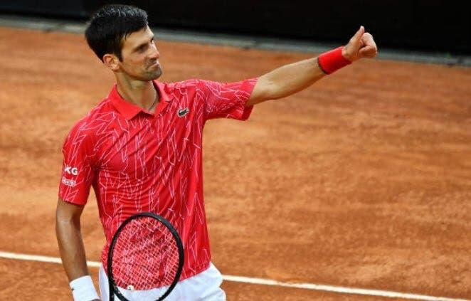 Djokovic volta a ultrapassar Nadal e torna-se no jogador com mais Masters 1000 da história
